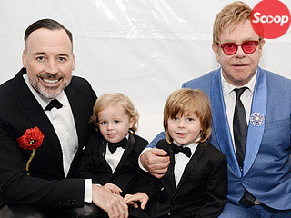 VIDEO: Elton John on Son Zachary's Piano Lessons: 'He's No Arthur Rubinstein'