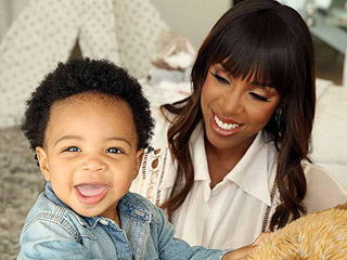 On the Move! Kelly Rowland's Son Takes His First Steps Before His First Birthday