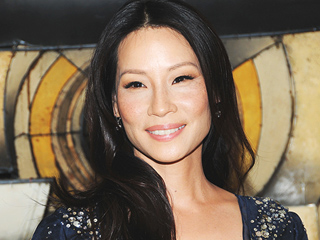 Lucy Liu Shares Adorable Photo of Son Rockwell