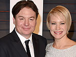 Mike Myers Welcomes Daughter Paulina Kathleen