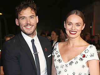 Red Carpet Reveal! Sam Claflin and Wife Laura Haddock Expecting First Child