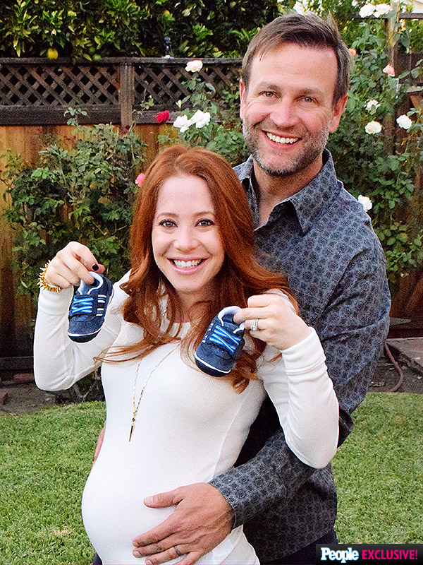Amy Davidson Expecting Son Kacy Lockwood