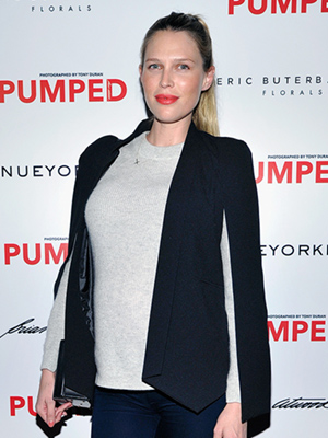 Sara Foster welcomes second daughter