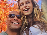 Dwayne 'The Rock' Johnson Welcomes Daughter Jasmine
