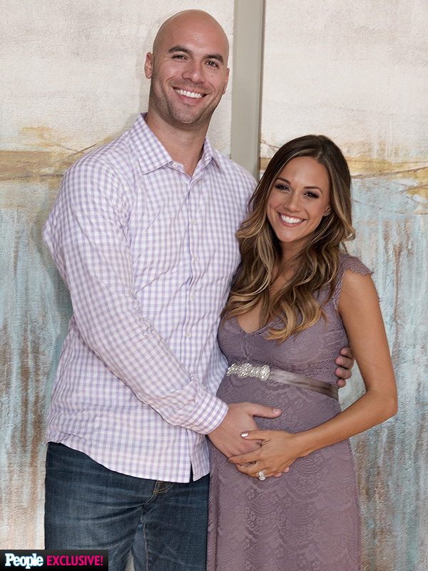 Jana Kramer baby shower