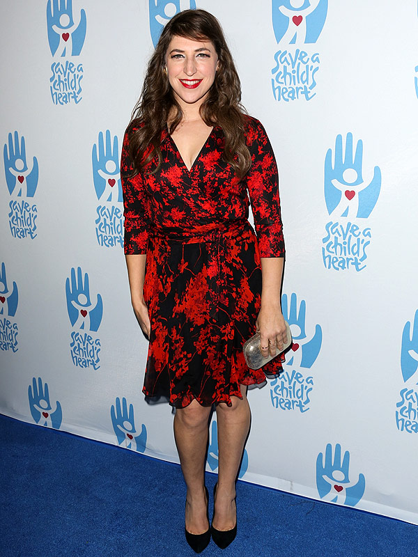 Mayim Bialik Save a Child's Heart