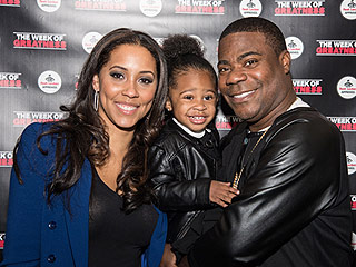 Tracy Morgan Says Daughter Maven Is Already an Entertainer: 'That's My Baby'