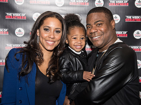 Tracy Morgan, Maven and Megan