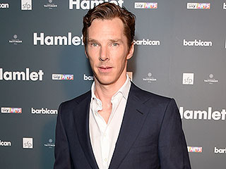 Benedict Cumberbatch Pens Letter to Santa: 'Could I Have That Lightsaber Now?'
