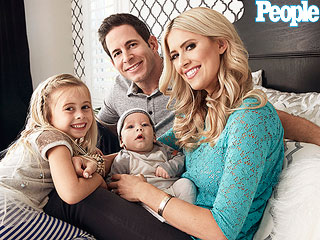Flip or Flop's Tarek El Moussa Avoids Diaper Duty – But He Has a Good Excuse!