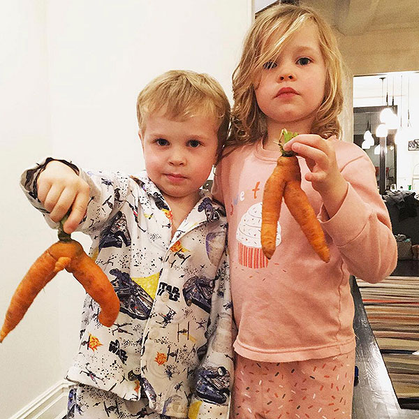 Neil Patrick Harris twins