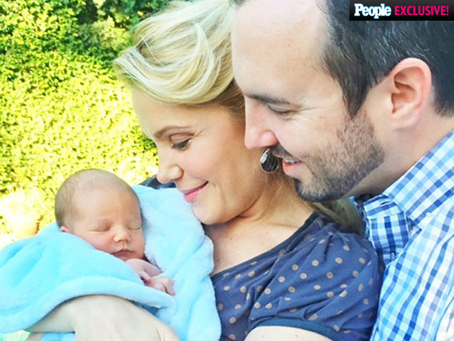 Virginia Williams Welcomes Son Ford