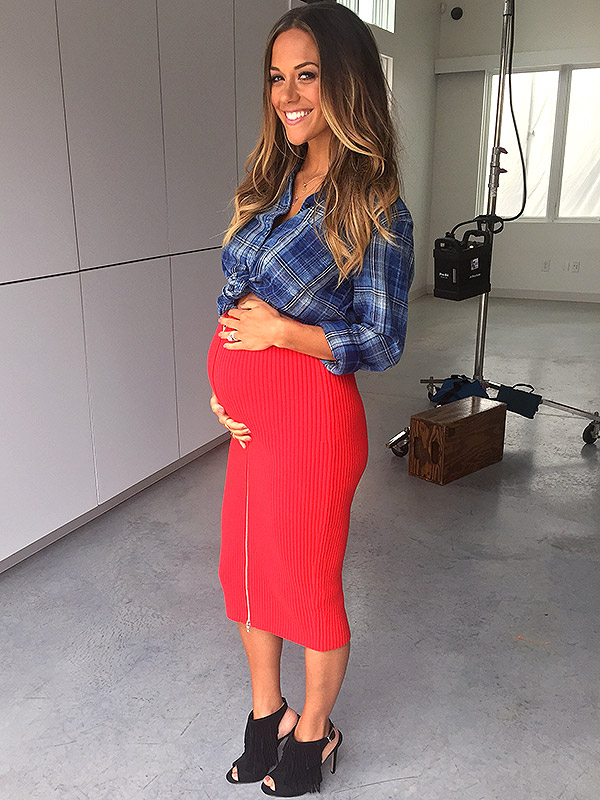 Jana Kramer S Blog We Re In The Home Stretch Moms