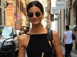 Lily Aldridge on Whether She'd Want Her Daughter to Be a Model (and What Dad Caleb Followill Thinks!)