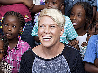 Pink: How Motherhood Healed Me