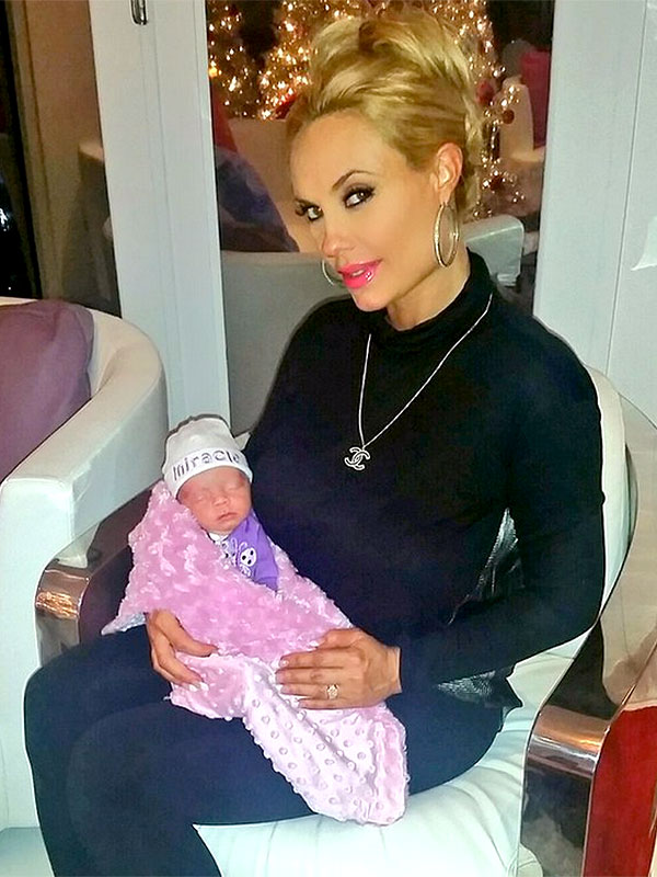 Coco Austin and Daughter Chanel