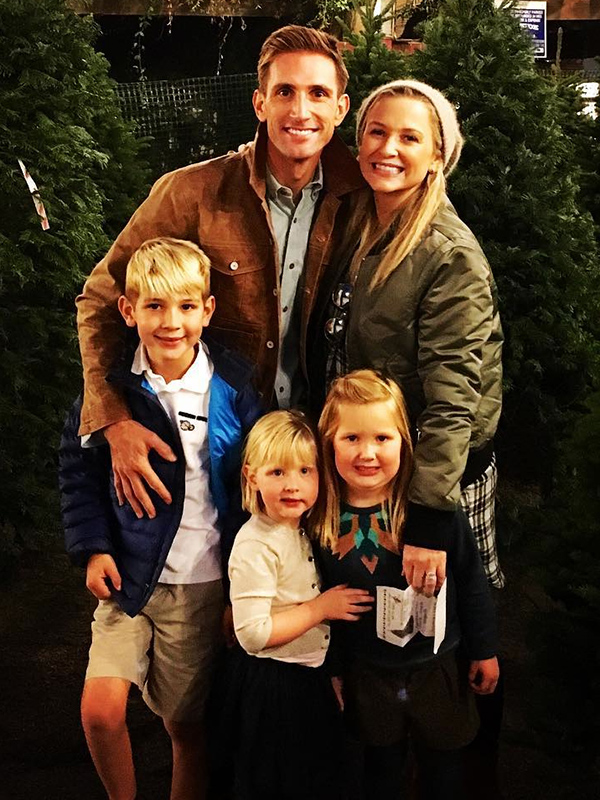 Jessica Capshaw Pregnant; Expecting Fourth Child with ...