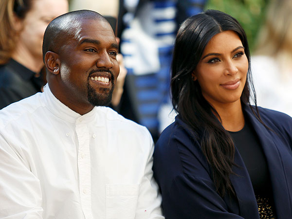 Kanye West stoked about son