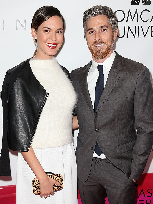 Dave Annable Odette March of Dimes
