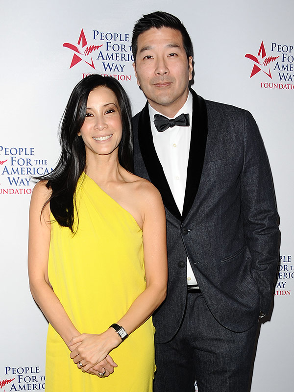 Lisa Ling Pregnant Expecting Second Child Paul Song