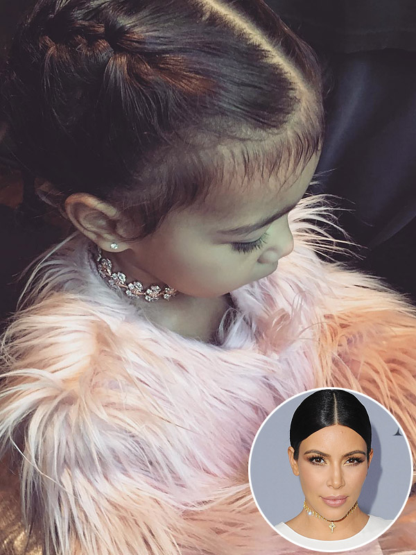 North West fur jacket