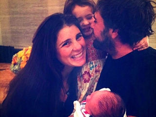 It's a Boy! Shiri Appleby Welcomes Son Owen – See His First Photo