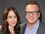 Tom Arnold Welcomes Daughter Quinn Sophie