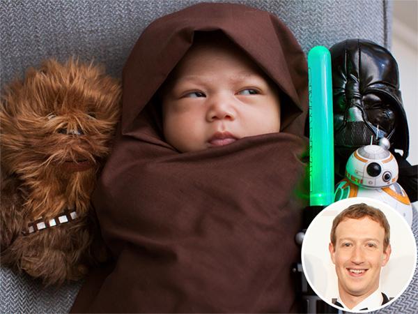 Mark Zuckerberg Maxima Star Wars