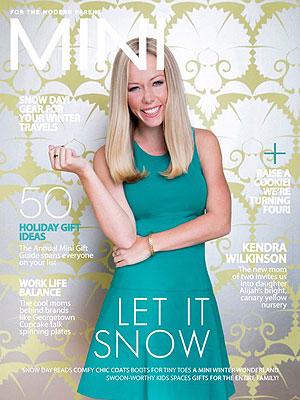 Kendra Wilkinson Mini Magazine