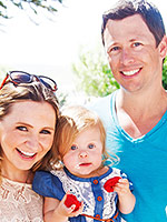 Beverley Mitchell Daughter Kenzie Farm-Inspired Birthday Party