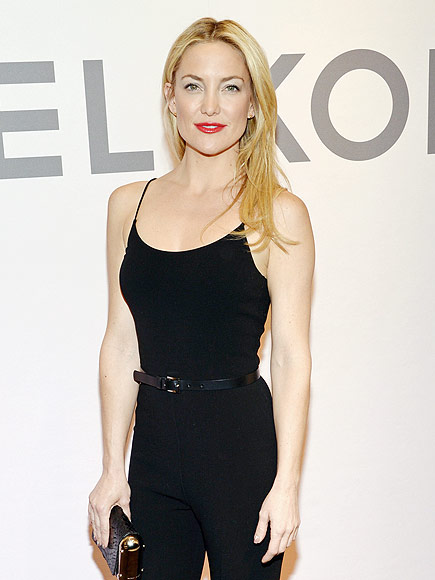 KATE HUDSON: THE FOUR-AND-A-HALF HOUR PUSH