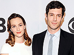 Adam Brody and Leighton Meester Welcome Daughter Arlo Day