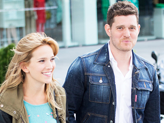 Michael Bublé Reveals Wife Luisana Lopilato Is Expecting a Boy!