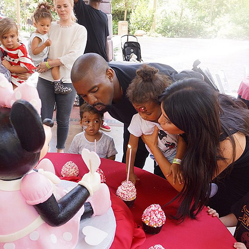 The Coolest Celebrity Kid Birthday Cakes