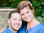 Tiffani Thiessen Welcomes Son Holt Fisher