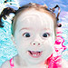 These 13 Pics of Swimming Babies Will Be the Cutest Thing You See All Day
