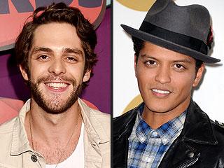 Haven't Seen Thomas Rhett's Awesome Bruno Mars Cover Yet? Here's Why You Should Watch | Bruno Mars, Thomas Rhett