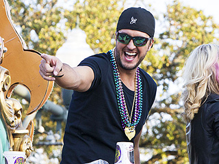 Who Did Luke Bryan and Dierks Bentley Share the Stage with at Mardi Gras? | Luke Bryan
