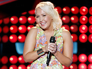 Former Steel Magnolia Singer Meghan Linsey Auditions on The Voice