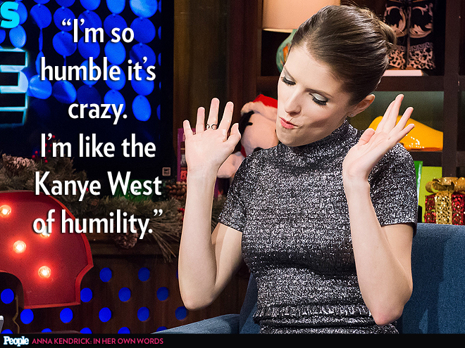 Photo Special Pitch Perfect 2 : Hilarious Anna Kendrick Quotes (to ...