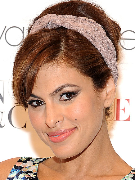 EVA MENDES: IT'S UP TO ME NOT TO LET IT HAPPEN photo | Eva Mendes
