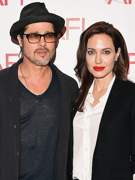 STYLE photo | Angelina Jolie, Brad Pitt