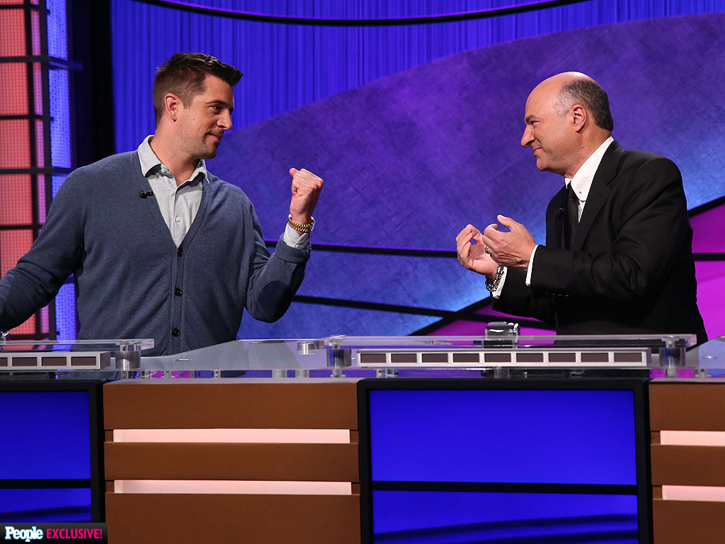 Aaron Rodgers wins 'Celebrity Jeopardy!' - SBNation.com