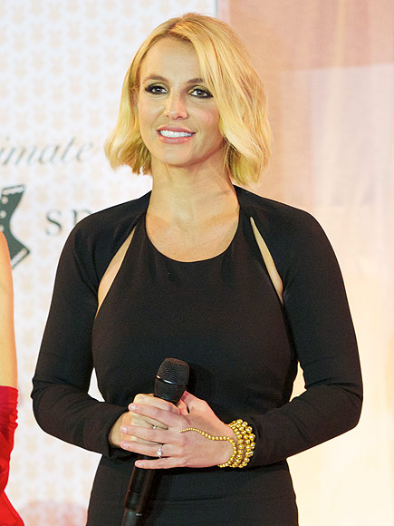 BRITNEY SPEARS ON THE SILVER LINING TO HER BREAKUP FROM DAVID LUCADO photo | Britney Spears
