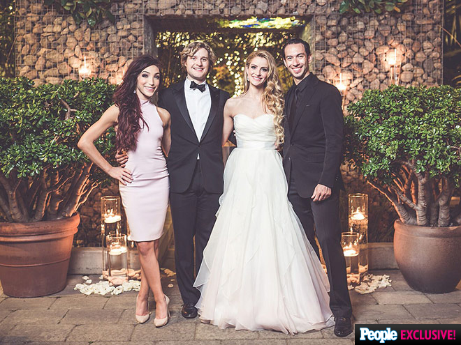 5 Things Regular Couples Can Learn From Pairs Skaters: Meryl Davis Charlie White And Wedding