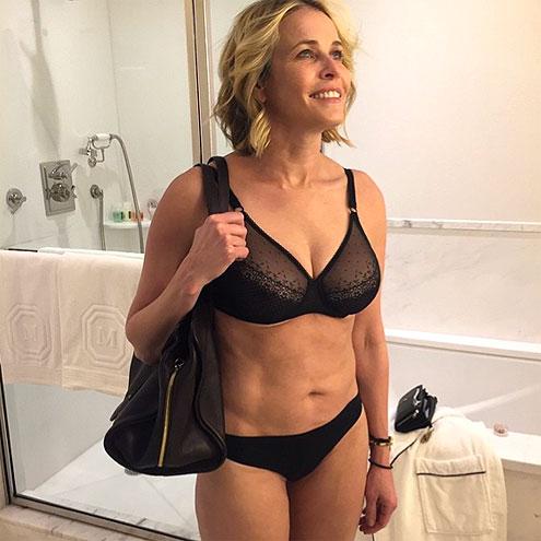 Chelsea Handler Naked Instagrams Peoplecom