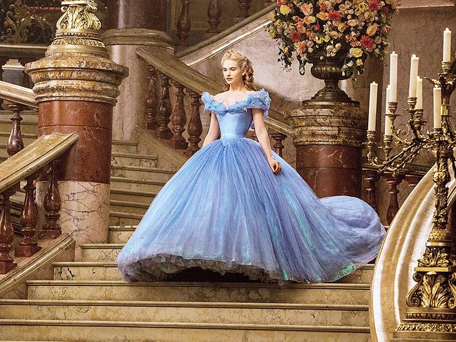 Cinderella Actresses Lily James Anna Kendrick Brandy
