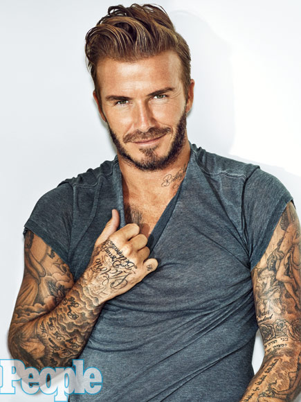 David beckham sexiest man alive 2015 photos - David beckham ...