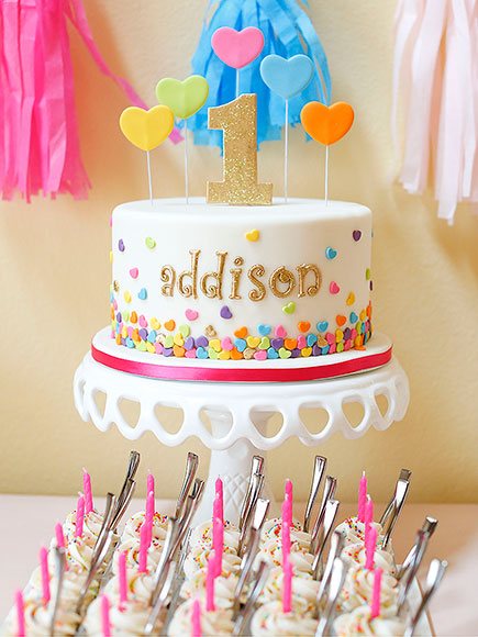 ... Babies DeAnna Pappas Throws Her Daughter the Cutest 1st Birthday Party