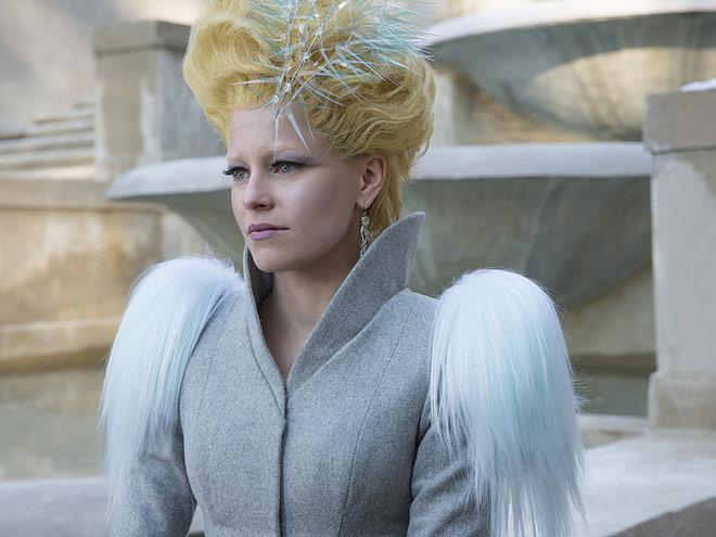 Hunger Games 2 Effie Trinket